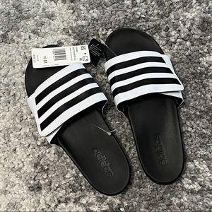 Men's Adidas Slides - Size 10 New!